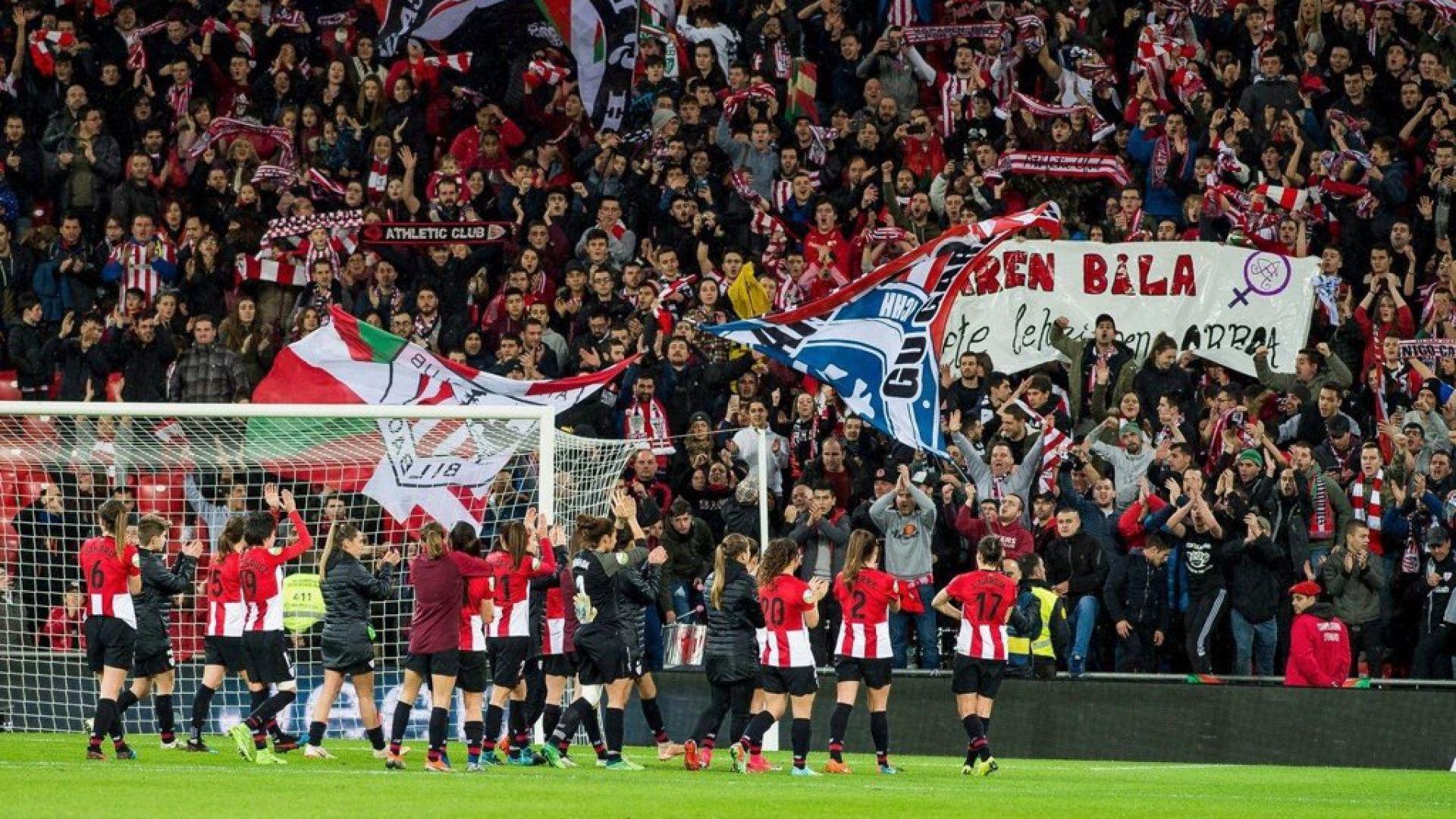 Близо 50 хиляди души присъстваха на женски футболен мач