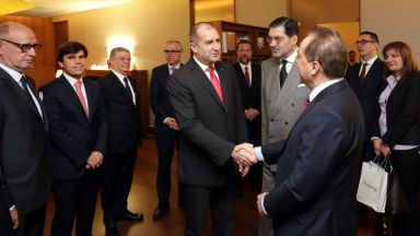 Радев покани португалския бизнес да увеличи инвестициите си в България