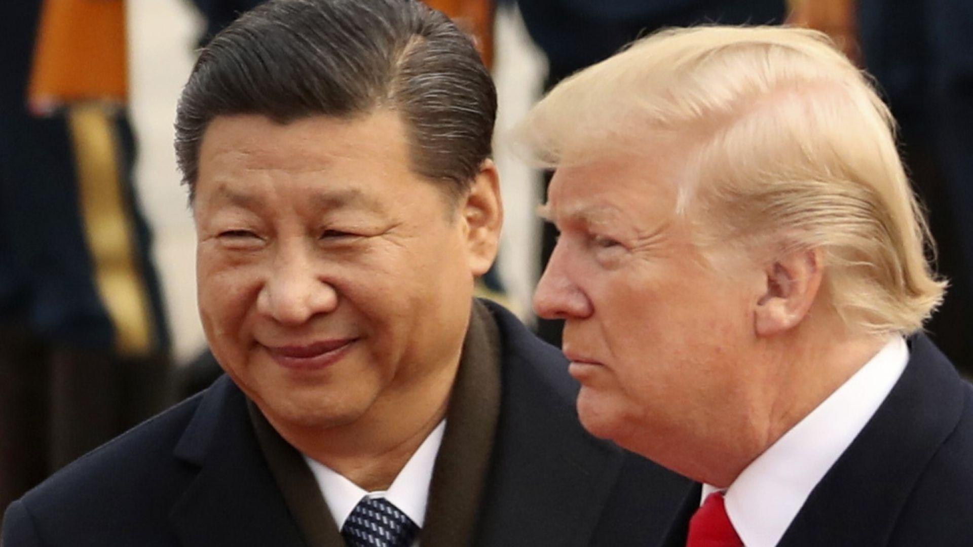 Тръмп: Ще регулираме търговията с Китай, но след срещата ми със Си Цзинпин
