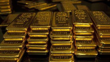 Златото с нов ръст, вече е с 3.3% по-скъпо от началото на годината