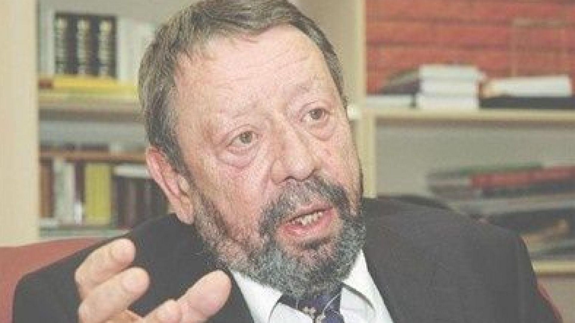 Напусна ни големият езиковед проф. Иван Куцаров