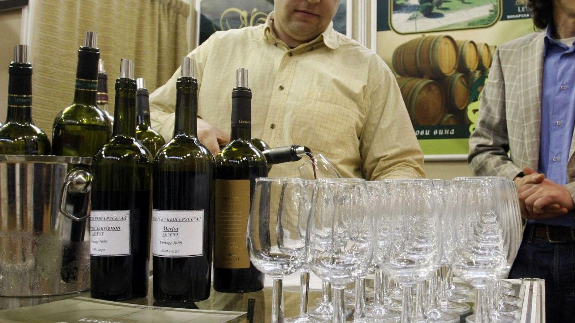Преди Трифон Зарезан: Купуваме средно по 2.2 литра вино, консумираме по 4.3 литра