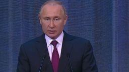 Путин сравни инициаторите на новата украинска църква с безбожниците от 20 век (видео)