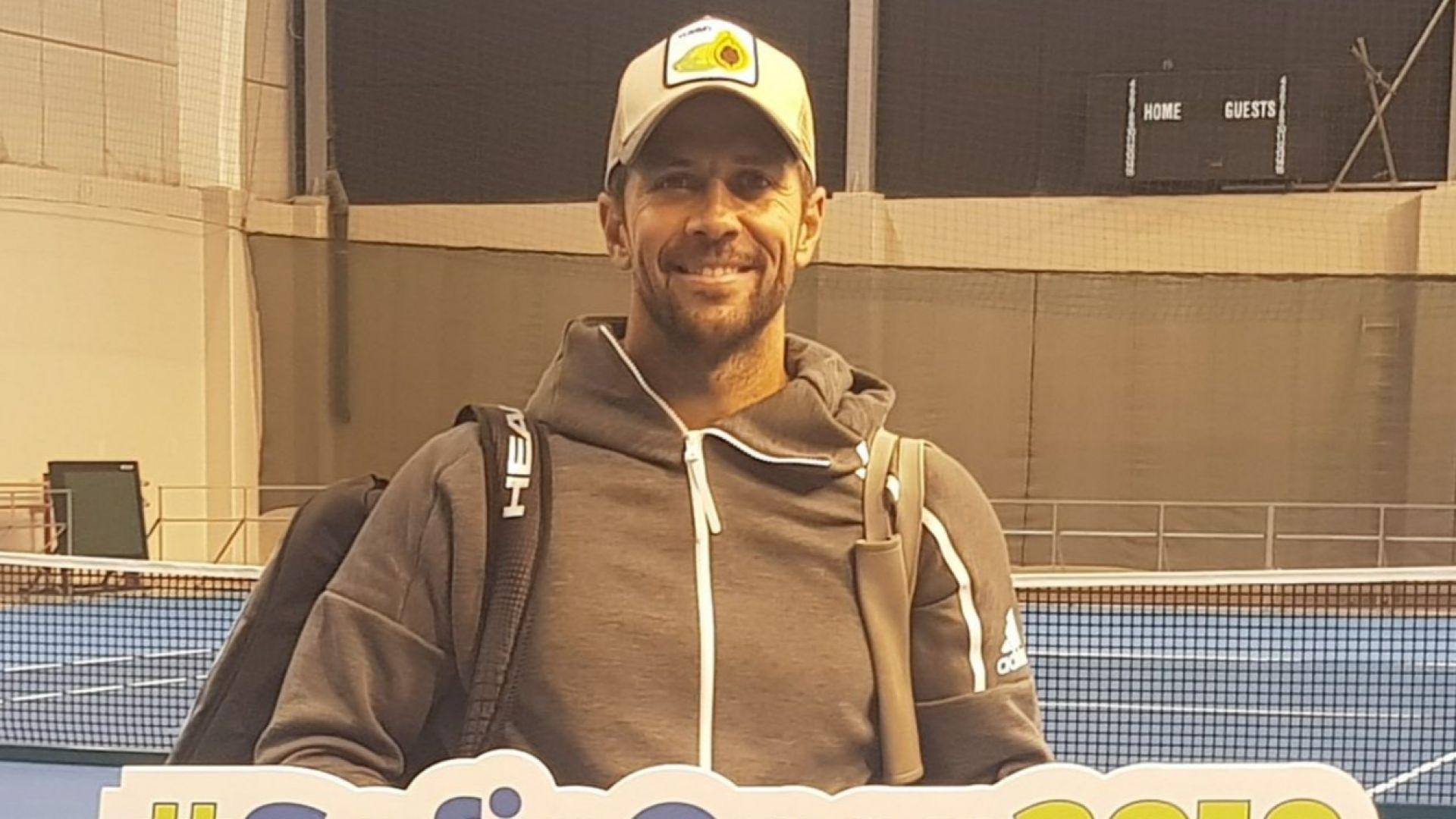 Пристигна първата звезда за Sofia Open