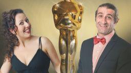 """Милица Гладнишка и Филип Аврамов с Бургаската опера на сцената на """"Сълза и смях"""""""