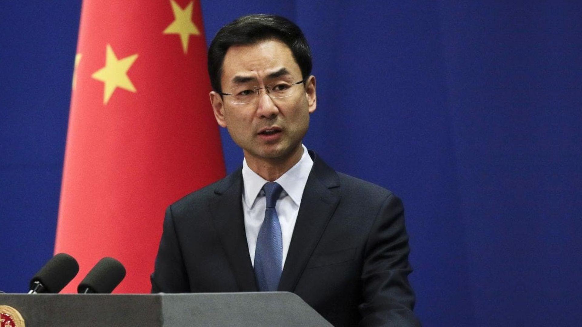 Китай: Америка трябва да приеме технологичния ни прогрес