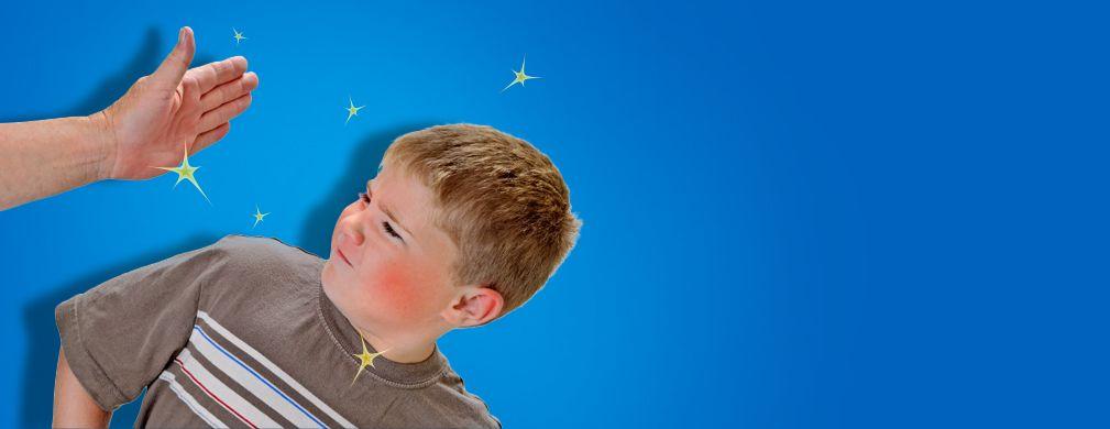 Възпитавате ли децата си с шамари?