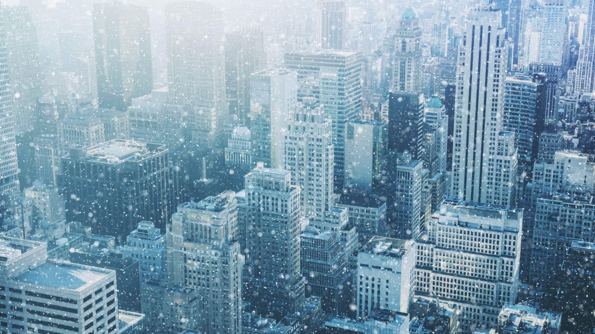 След рекордния студ, в САЩ се затопля с 40 градуса за 3 дни!