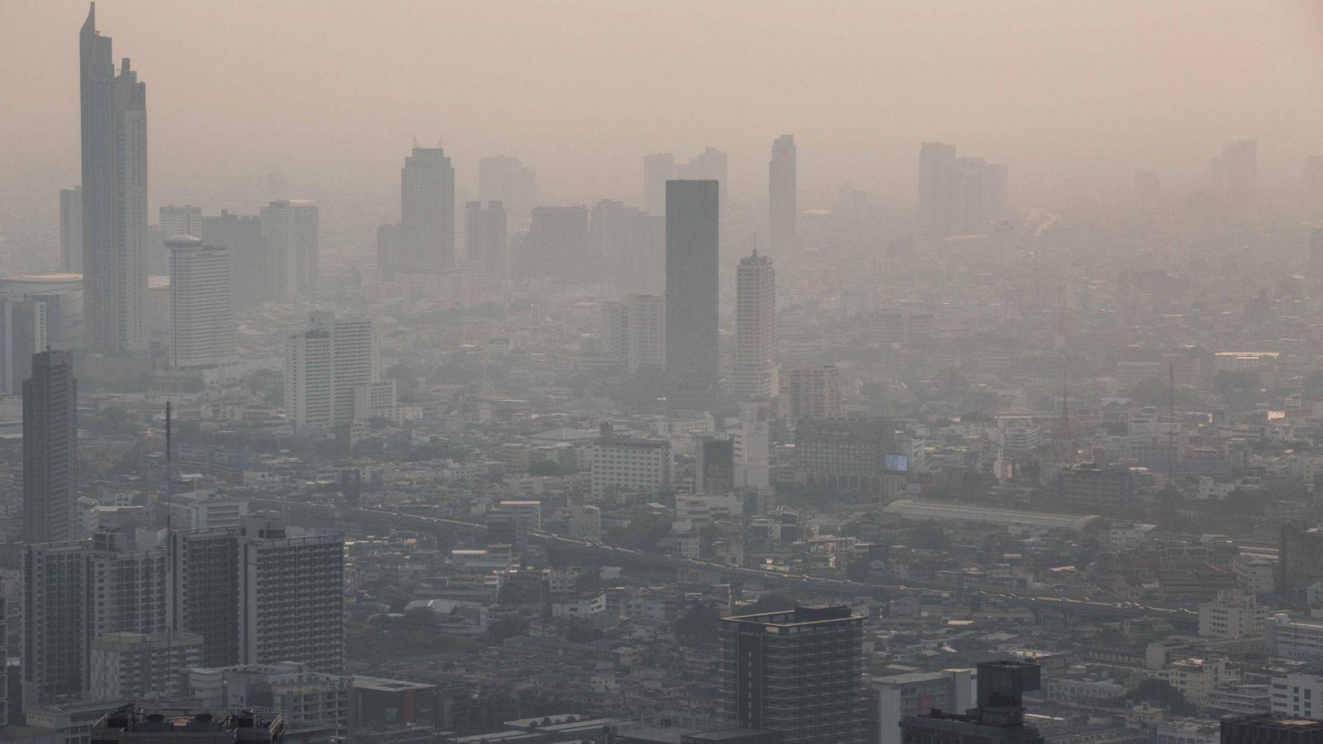 Китай е постигнал предсрочно целта си за намаляване на въглеродните емисии