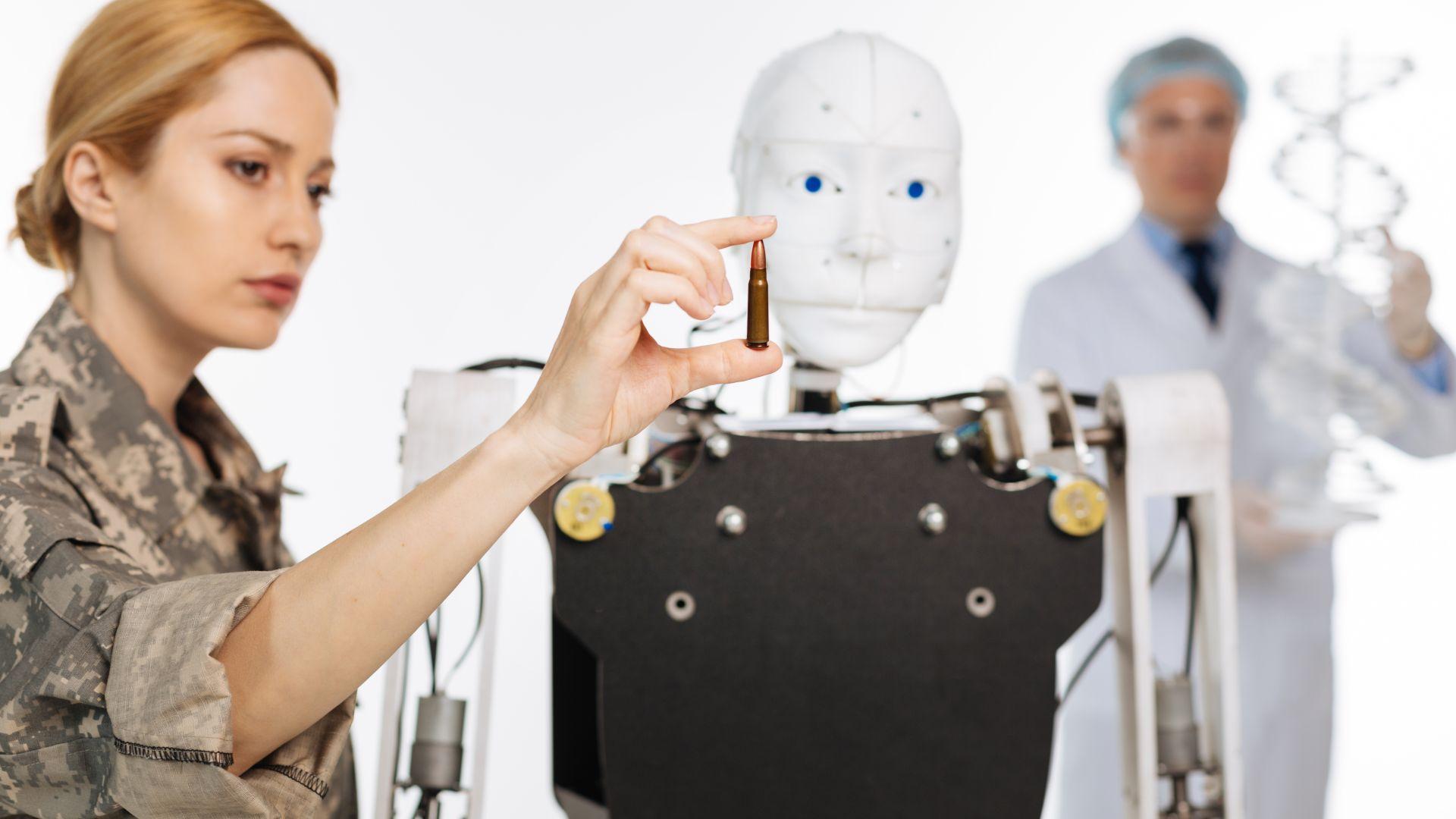 Пентагонът разработва умни роботи от ново поколение на база мозък от насекоми