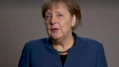 Пожарникар затвори телефона на Ангела Меркел