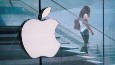 Apple разочарова с продажбите на iPhone