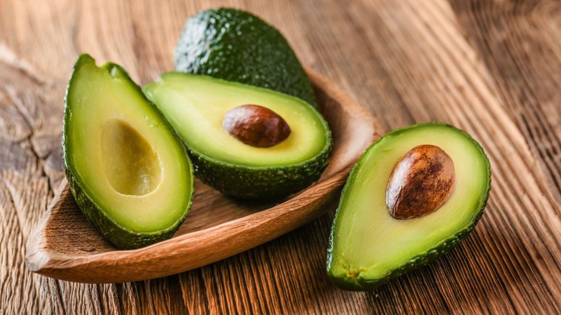 Авокадото подобрява мозъчната дейност