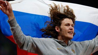 Отнеха златото на руски Олимпийски шампион, КАС отказа да го помилва