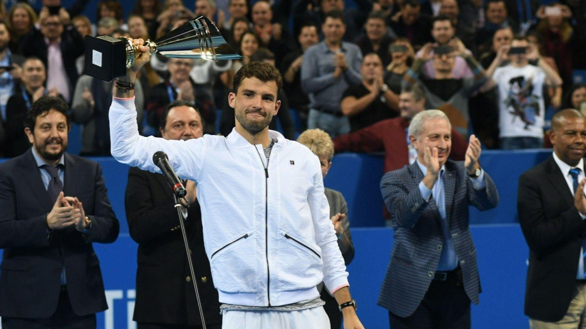 Тенис в София - кратка история, но с много емоции