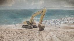 """ВАС: Дюните на """"Корал"""" са поставени по-късно на кадастралната карта"""