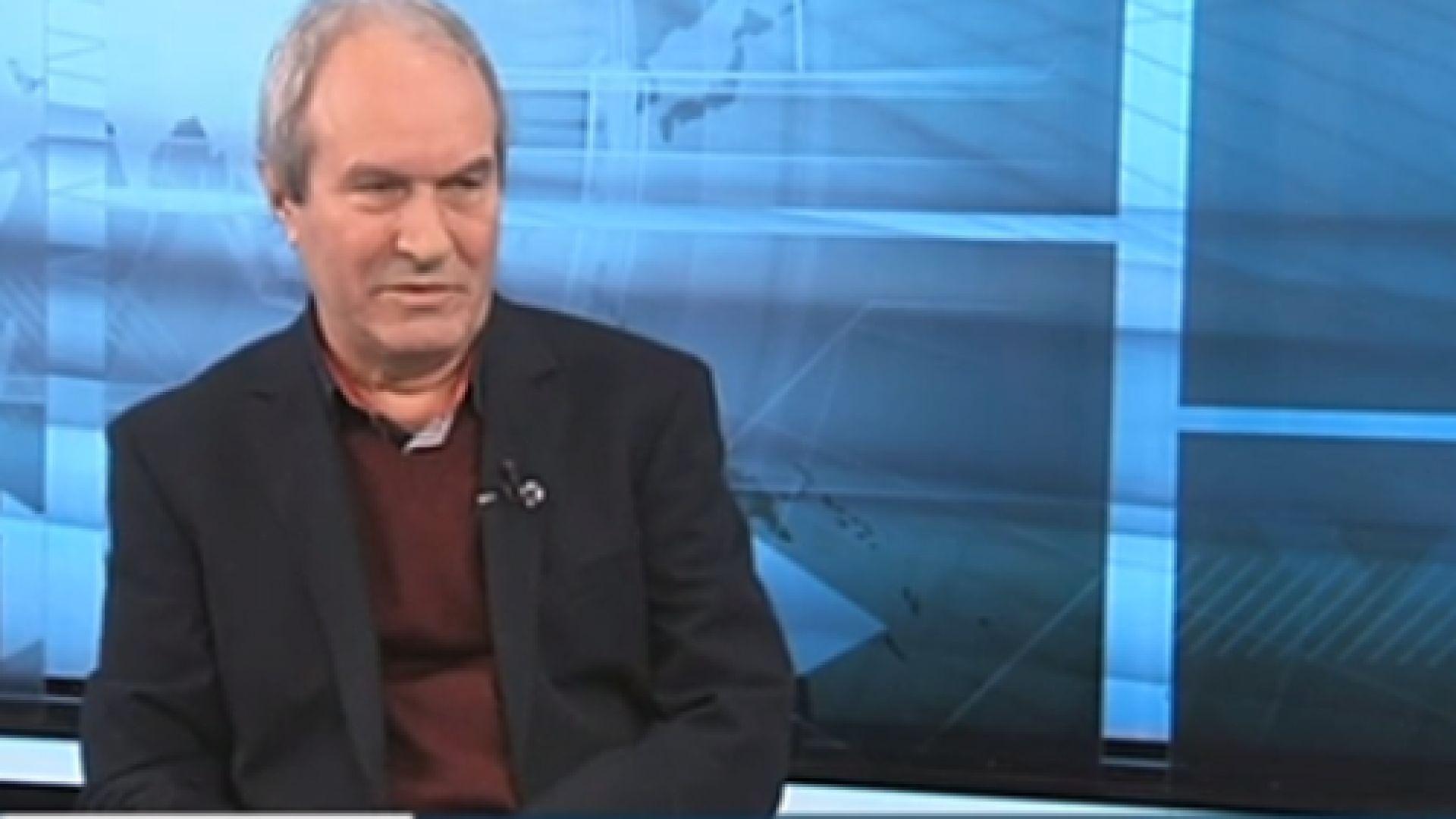 Проф. Гайдарски: Станишев трябва да води евролистата, не Йончева
