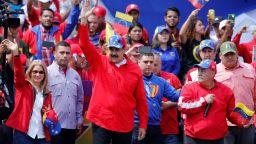 Венецуелската армия остава под тревога и лоялна на Мадуро