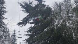 Турски турист е паднал от лифт в Пампорово