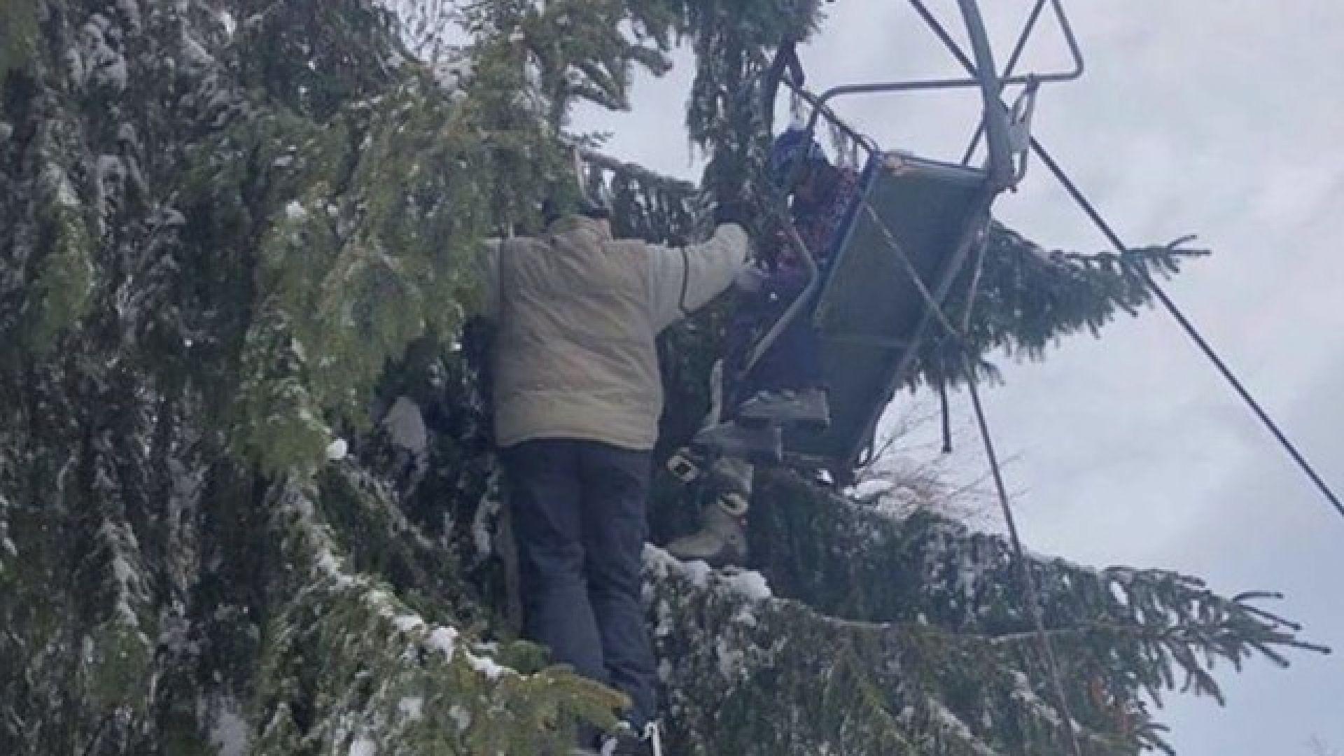 Осемгодишно дете падна от лифта в Пампорово