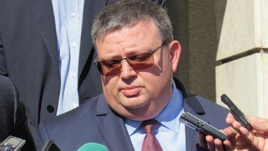 Цацаров: Няма нужда да лицемерничим, публикуването на данни за вота не влияе на хората