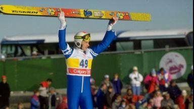 Почина най-великият в ски скоковете за всички времена