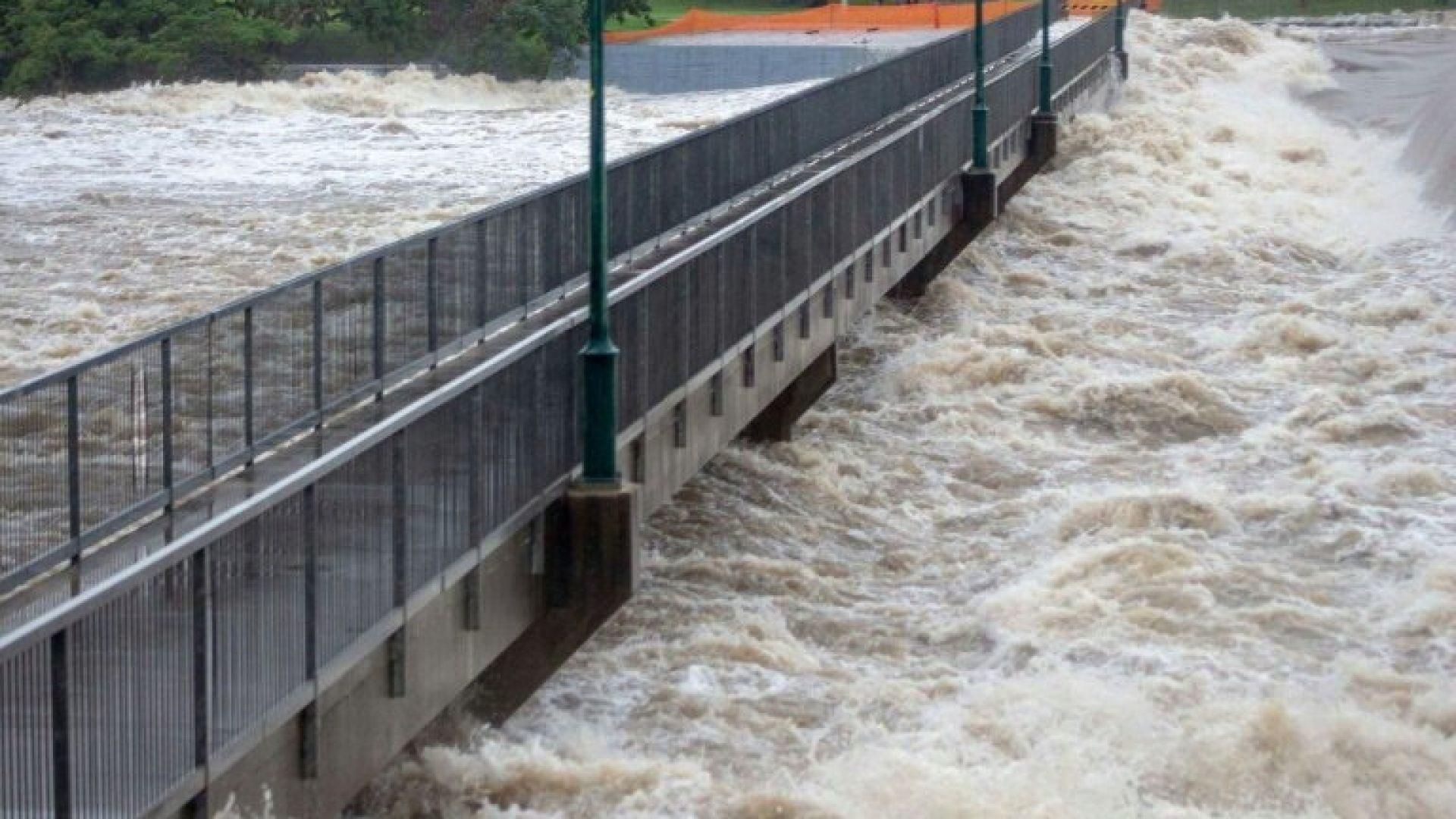 След горещините - невиждани наводнения в Австралия