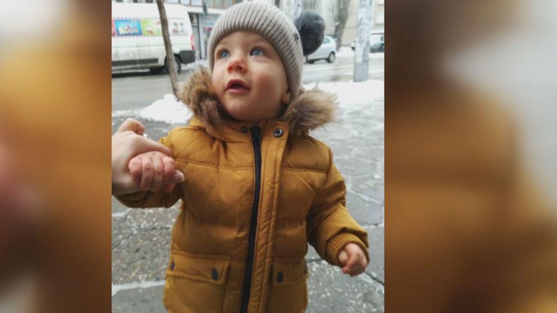 Прокуратурата се самосезира за смъртта на 1-годишния Преслав