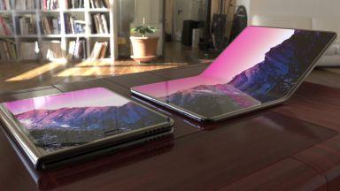 Нов материал на LG обещава сгъваеми дисплеи без гънки
