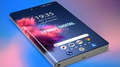 Изтекоха рендерите на сгъваемия смартфон от Huawei