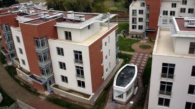 Едва 0,2 % ръст на сделките с имоти в София през 2018-а