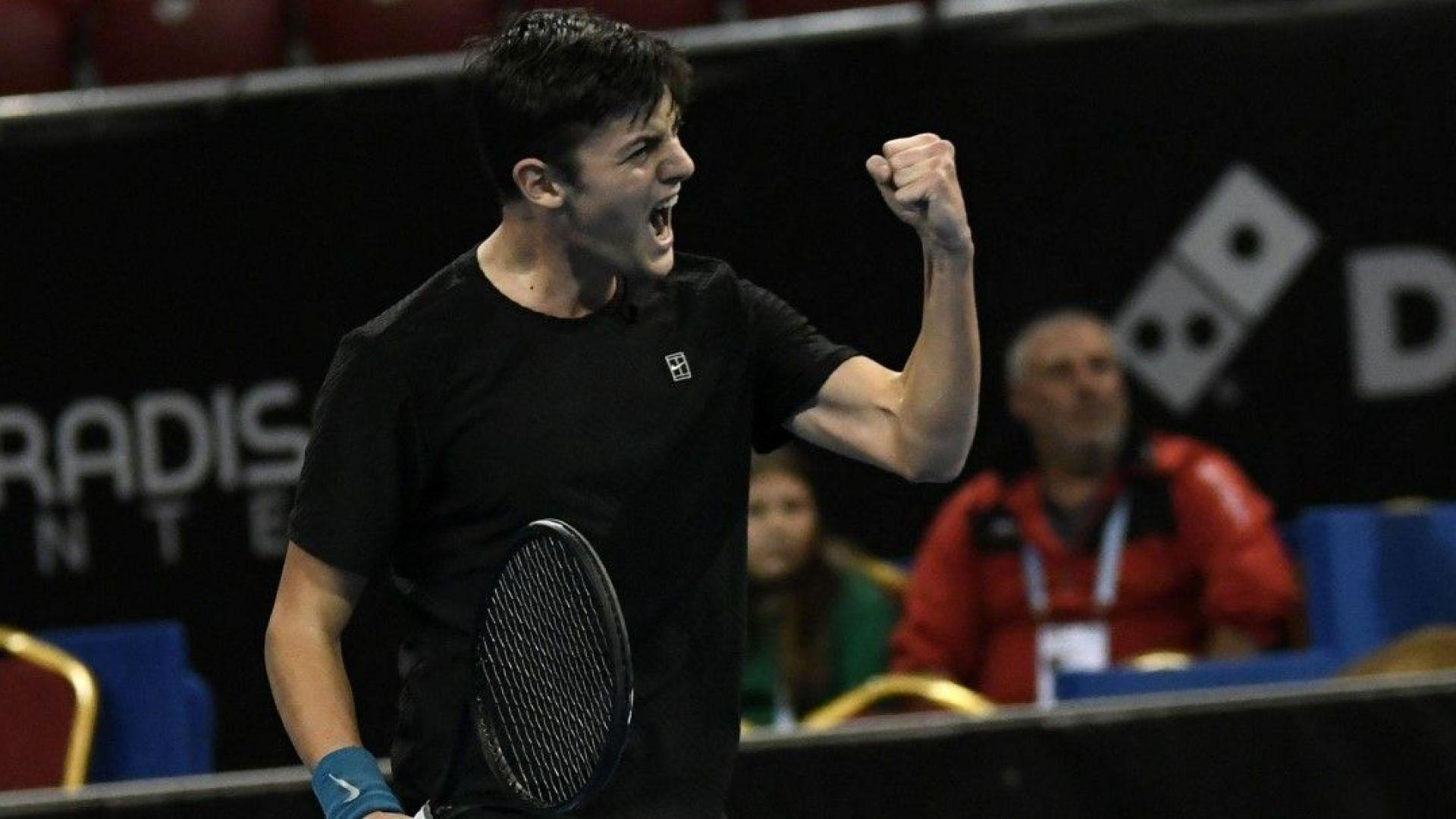 Страхотен Лазаров показа нерви от стомана за втора гръмка победа в София
