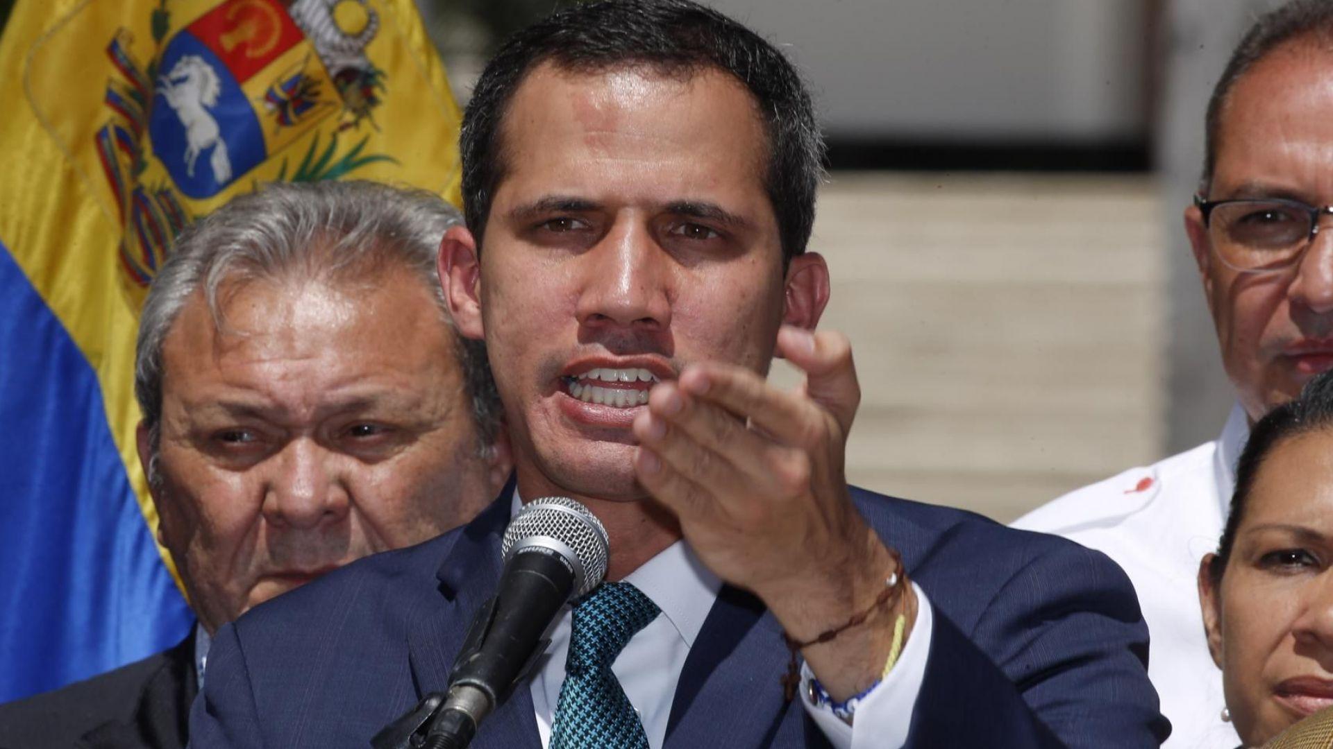 Светът признава Хуан Гуаидо, за Мадуро са само Русия, Турция, Китай и Куба