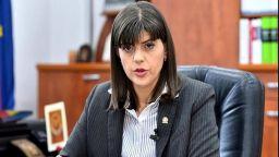 Европейската прокуратура и Лаура Кьовеши започнаха тържествено работа
