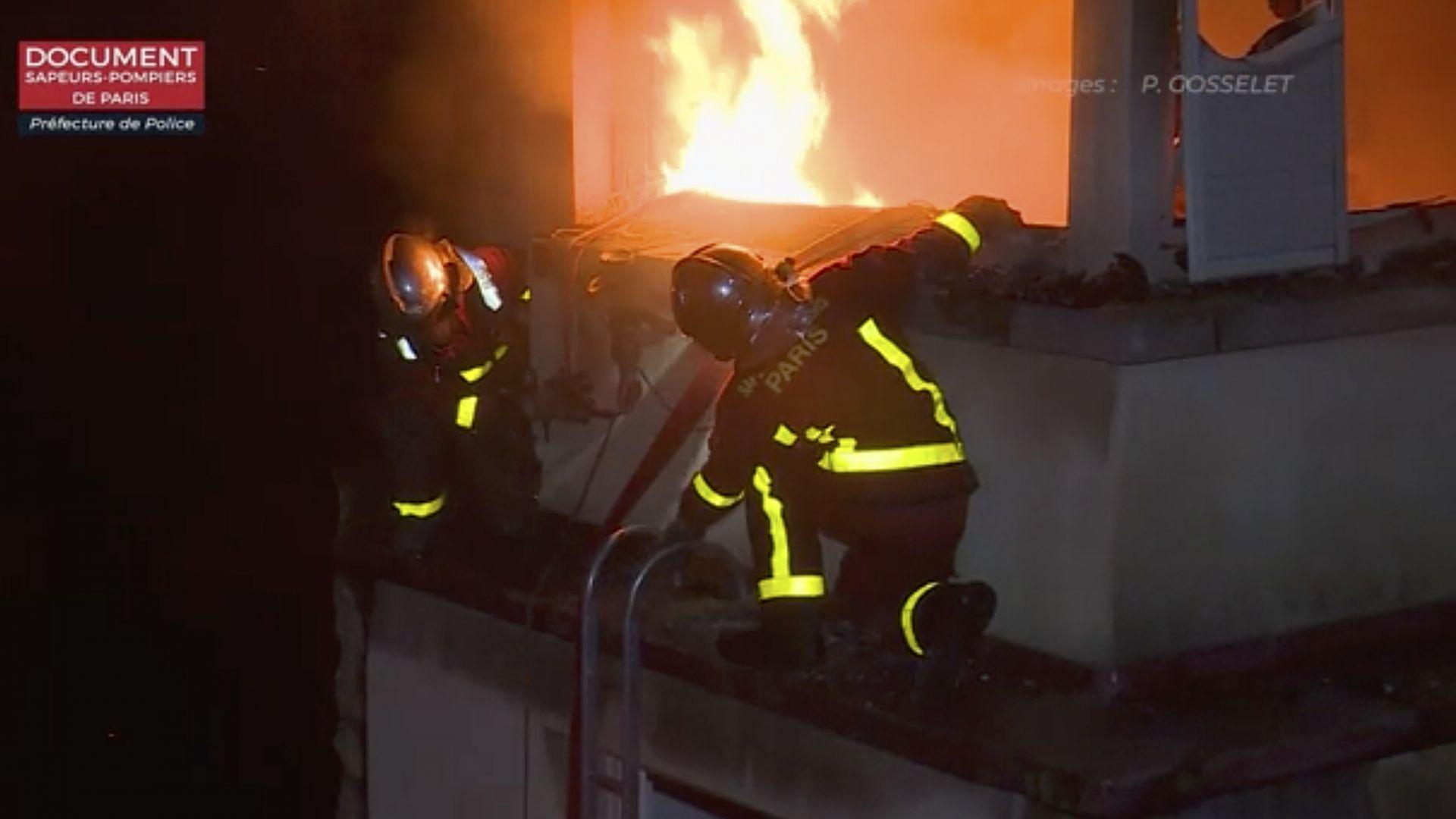 Париж е в траур след огнения ад в елитния 16-и квартал (снимки)