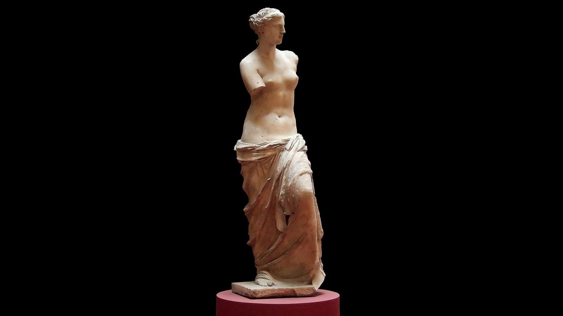 Facebook цензурира голи статуи от швейцарски музей