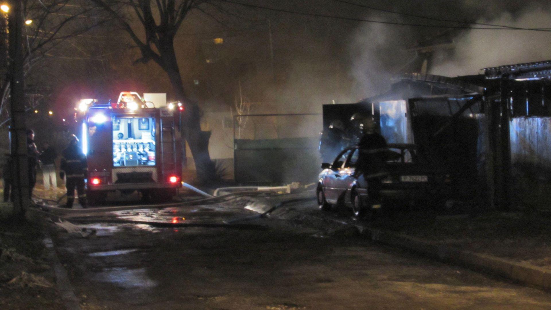 Двама загинаха при пожари в Пловдивско за 24 часа