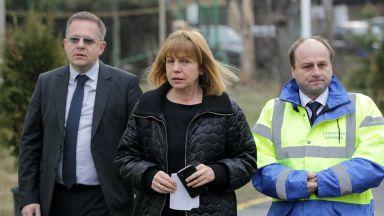 Фандъкова още не е решила дали ще се кандидатира за четвърти мандат