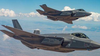 САЩ показа как F-35 може да пусне атомна бомба (видео)