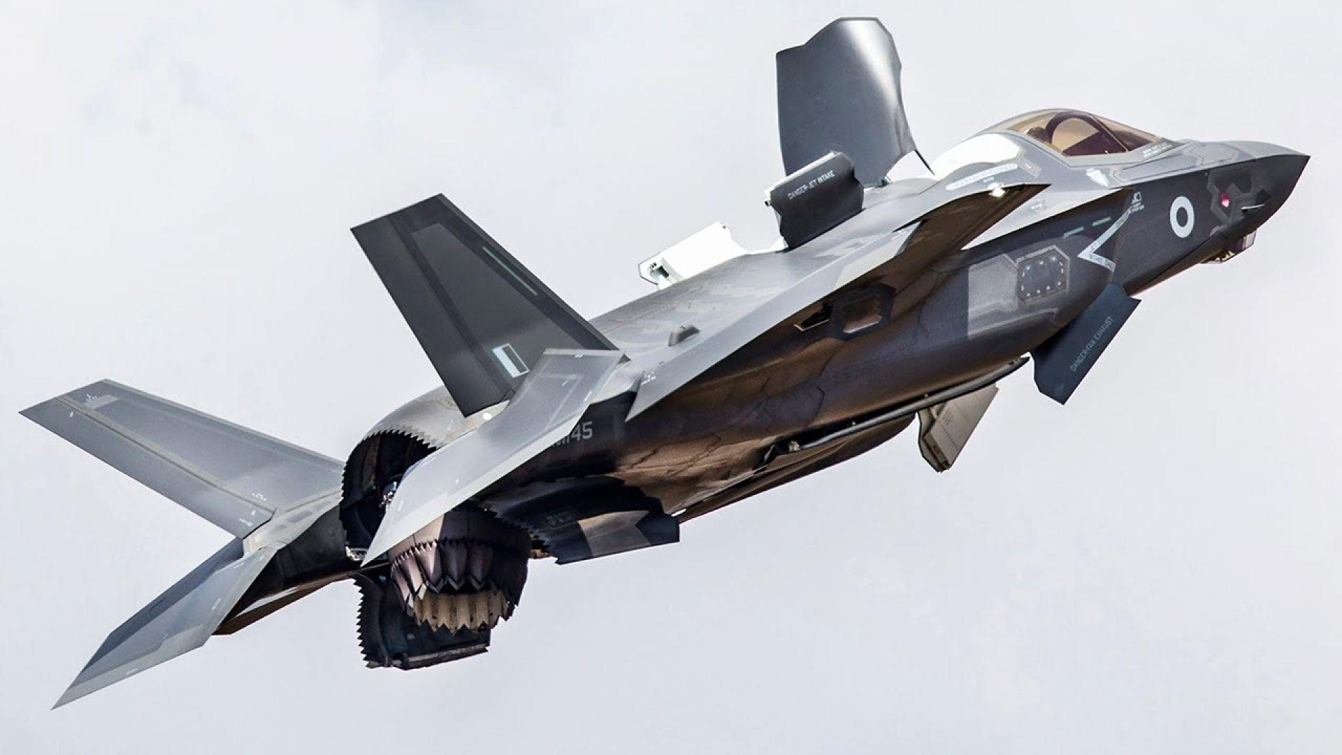 Турски компании обмислят да произвеждат части за F-35 у нас