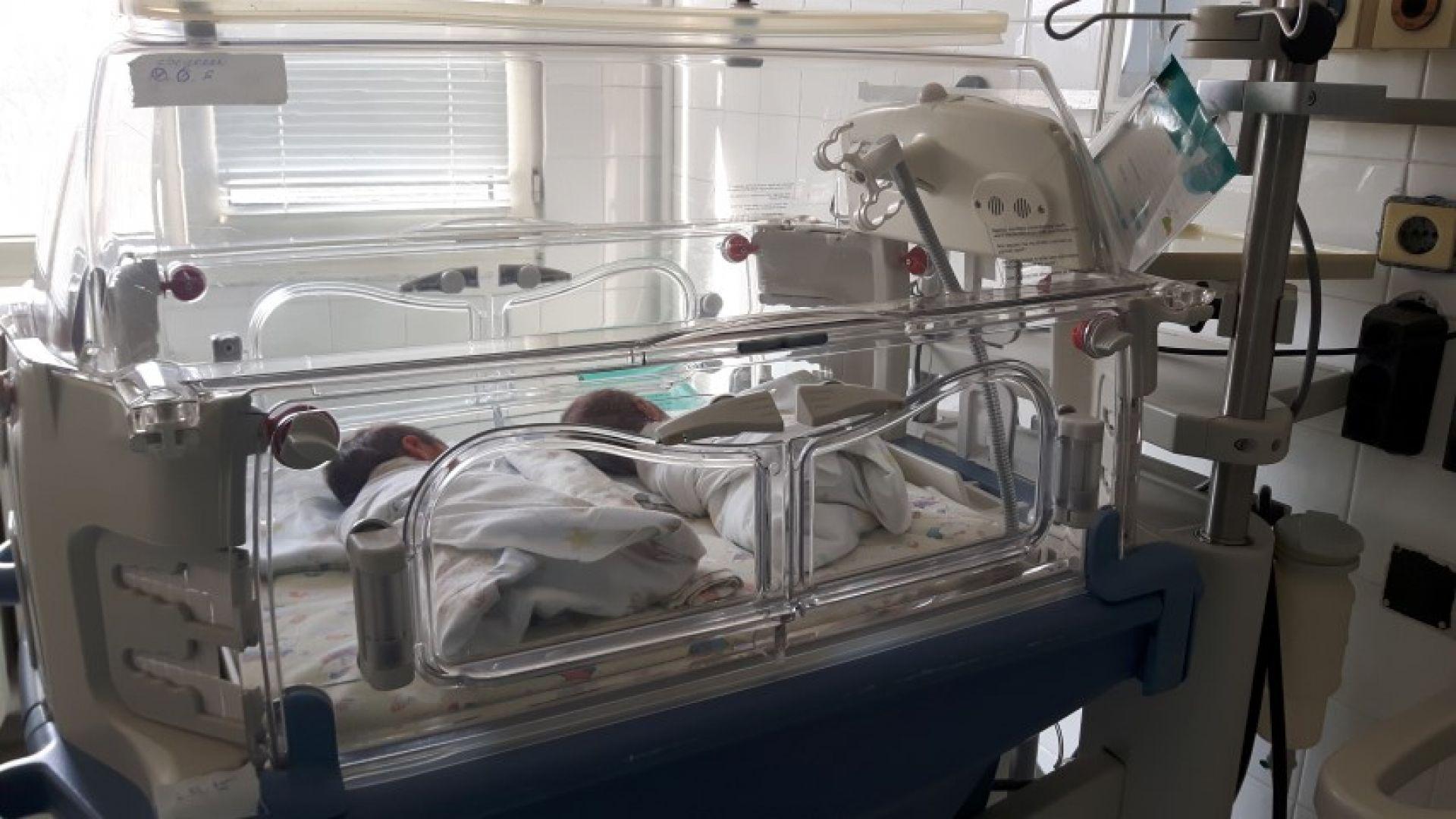 УМБАЛ-Бургас въведе видеосвиждане за родители на недоносени бебета