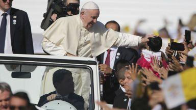Затварят част от София заради посещението на папата