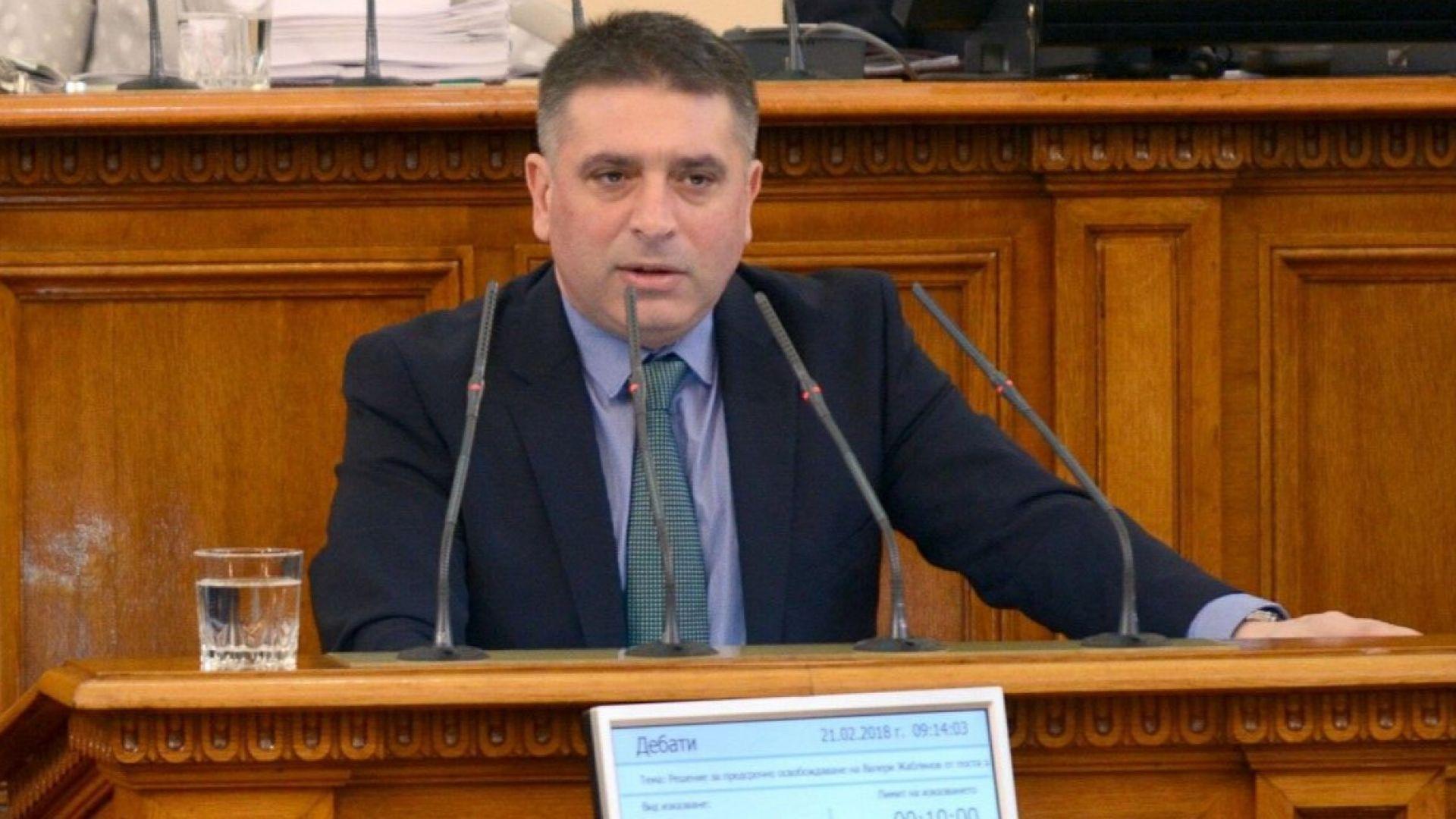 Данаил Кирилов: Категоричен съм, че ще отхвърлим ветото на президента Радев