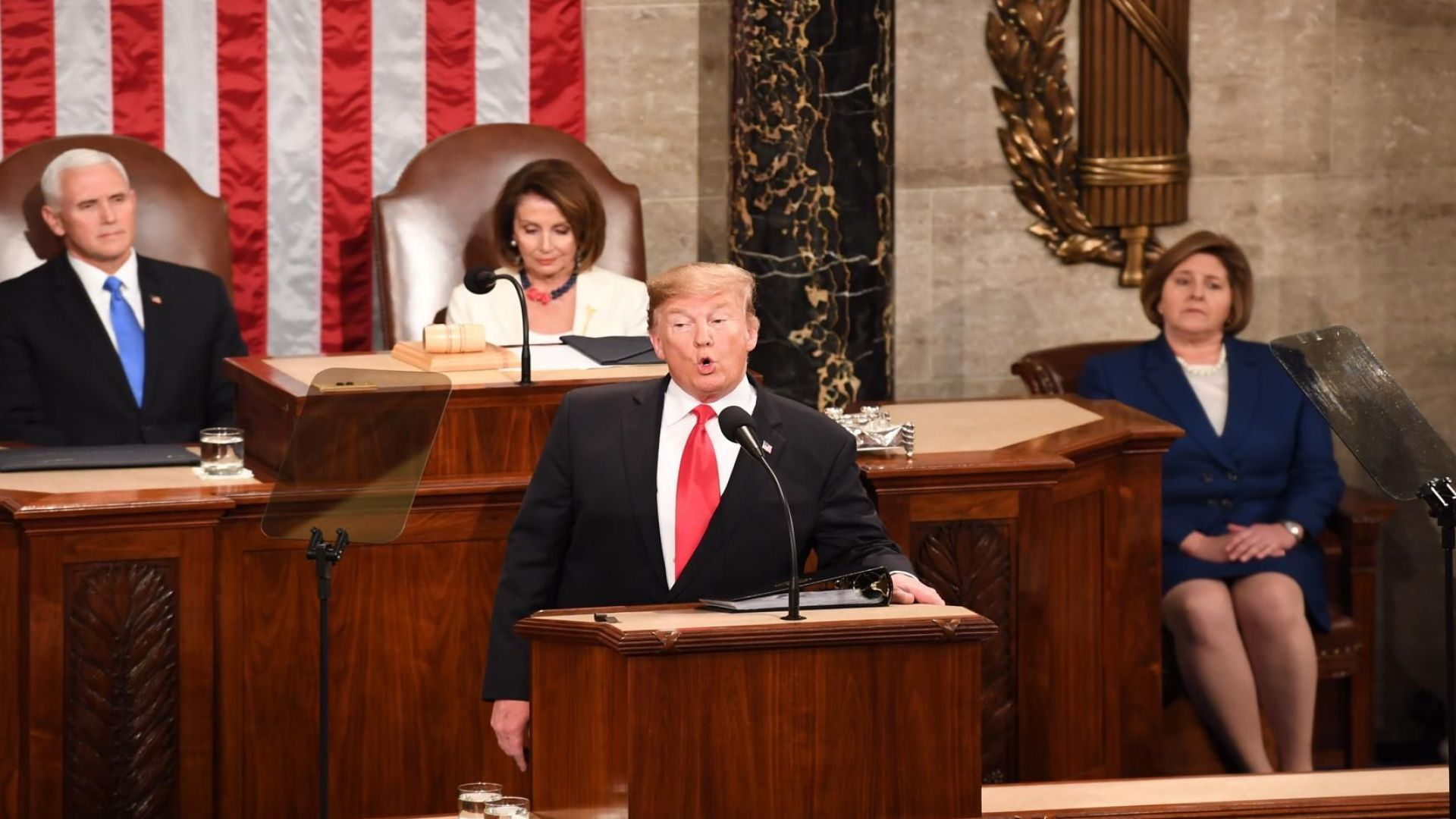 Политолог: В речта на Тръмп имаше дисбаланс в посланията