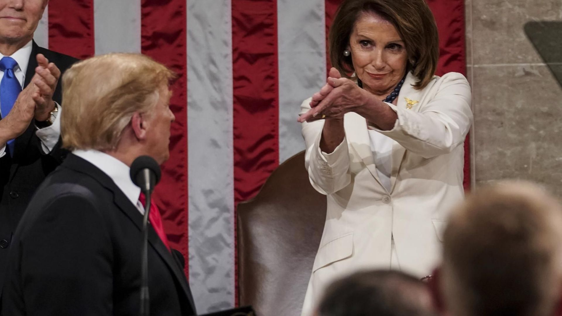 Демократите за речта на Тръмп: Имигрантите правят Америка по-силна