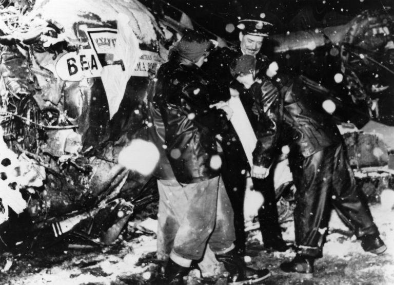 Катастрофата на 6 февруари 1958 г.