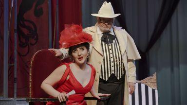 """Премиера на оперетата """"Херцогинята на Чикаго"""" в Старозагорската опера"""