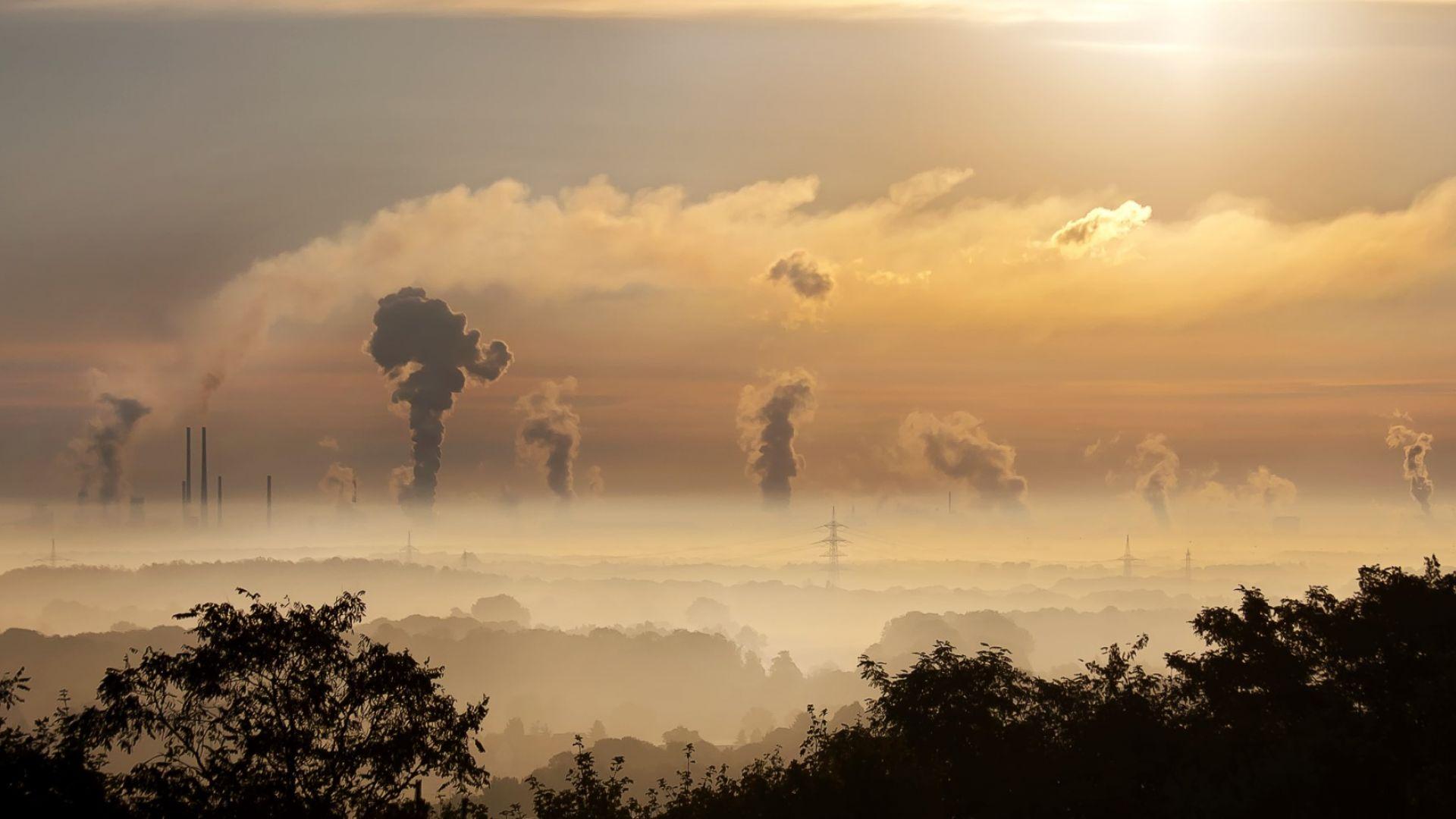 Замърсяването на въздуха прави хората нещастни