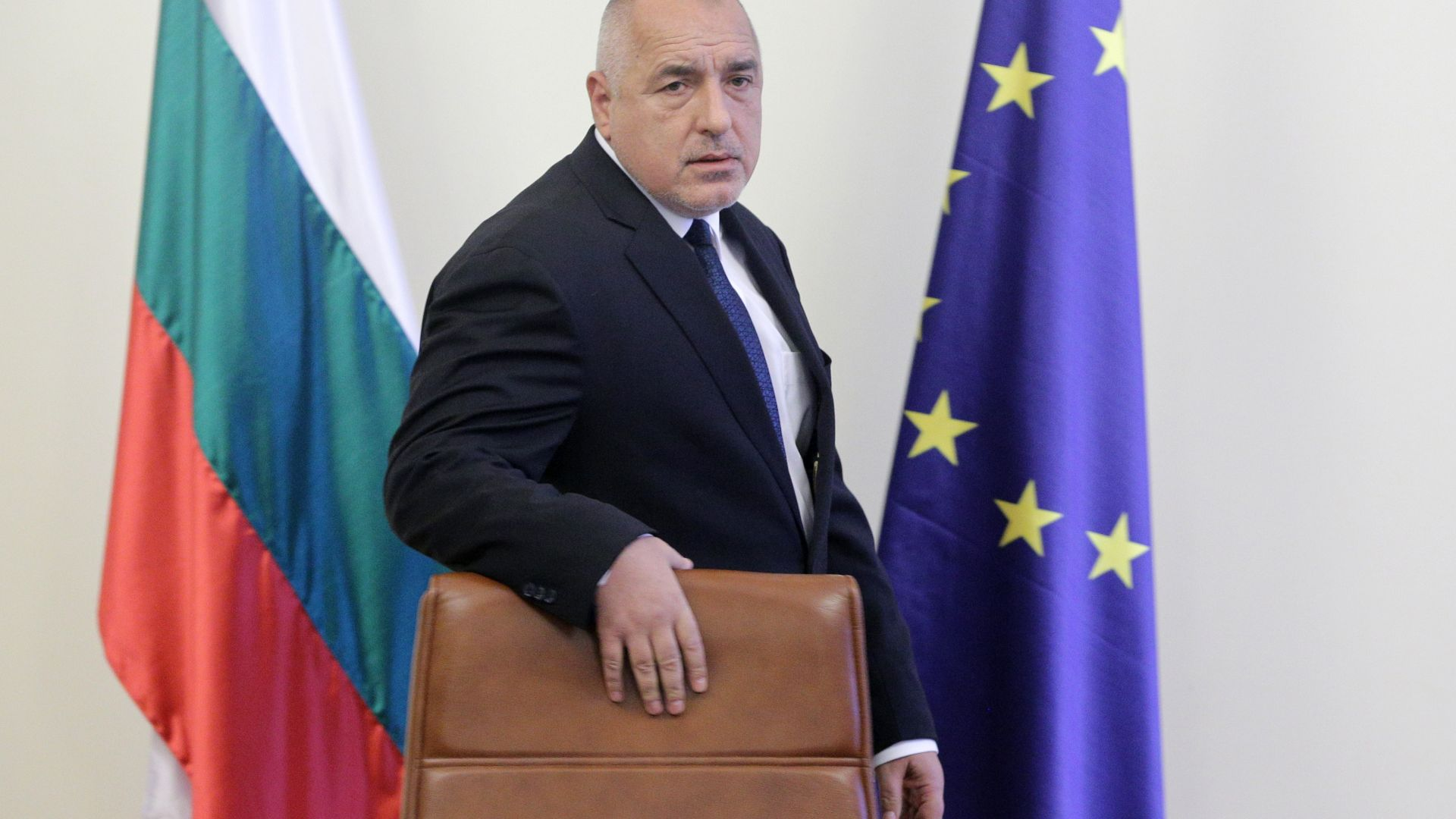 Бойко Борисов: С камери ще следим всеки квадратен метър за контрабанда