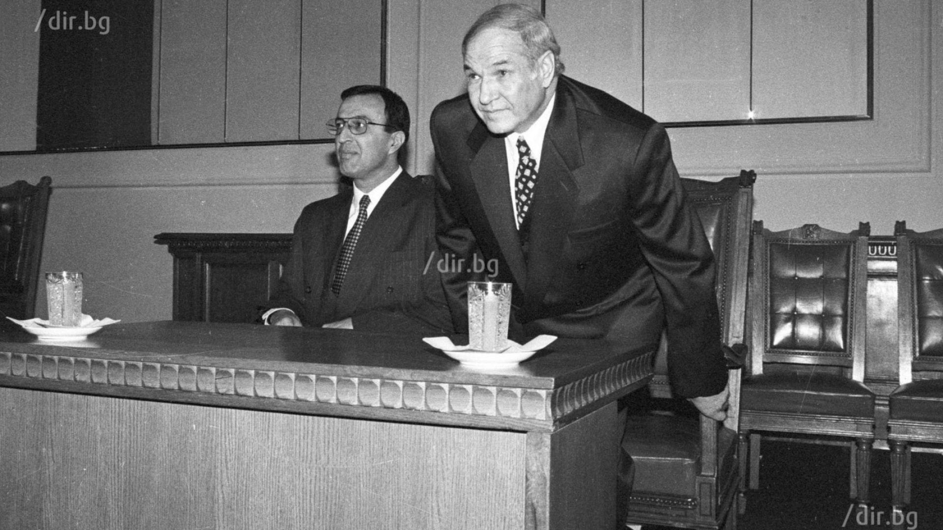 Почина Тодор Кавалджиев, вицепрезидент на България (1997-2002)